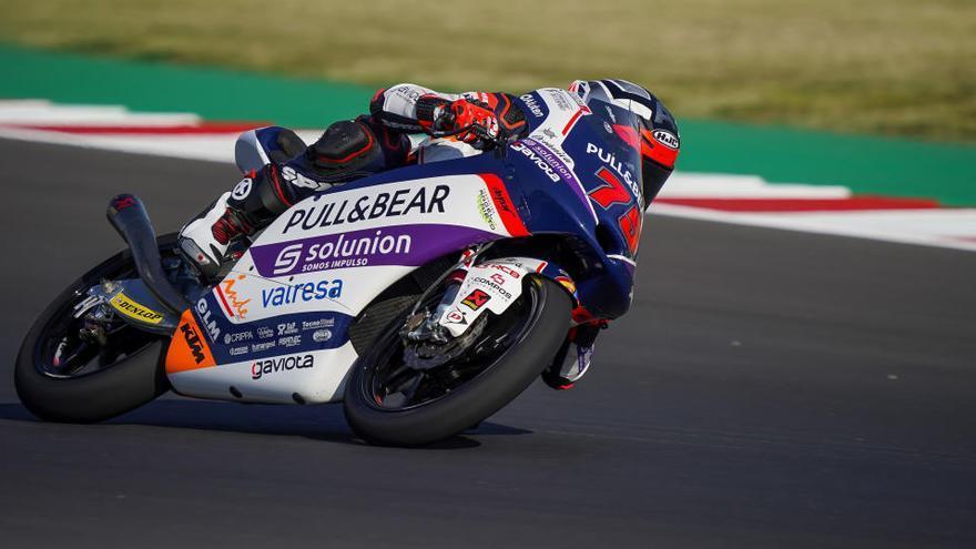 Marini a ampliar en Moto2; Arenas a rehacerse en Moto3