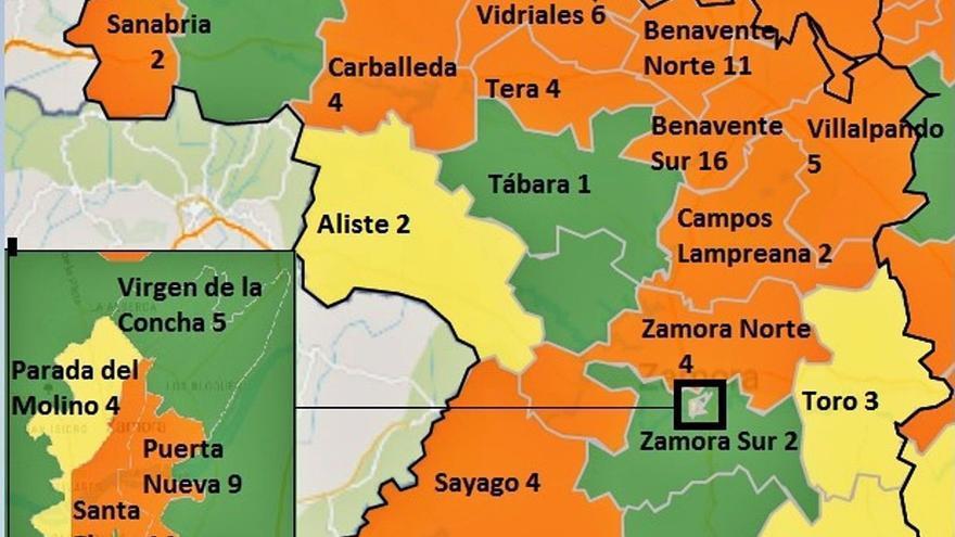 El COVID se cobra la primera víctima mortal de la nueva normalidad en Zamora