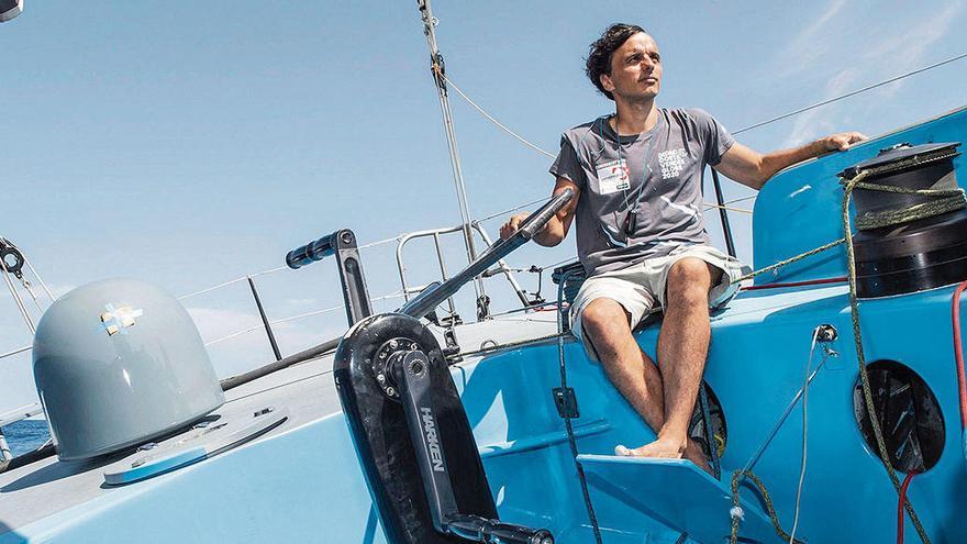 Wie Didac Costa bei der härtesten Regatta der Welt bestehen will