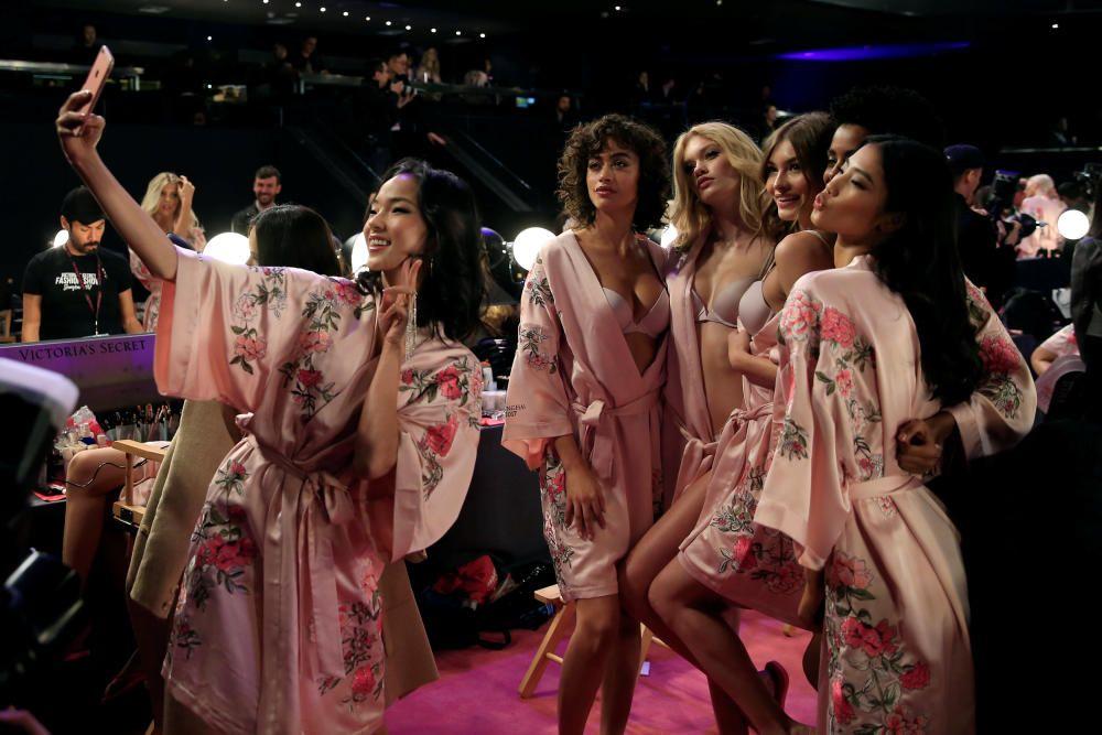 El desfile de Victoria''s Secret 2017