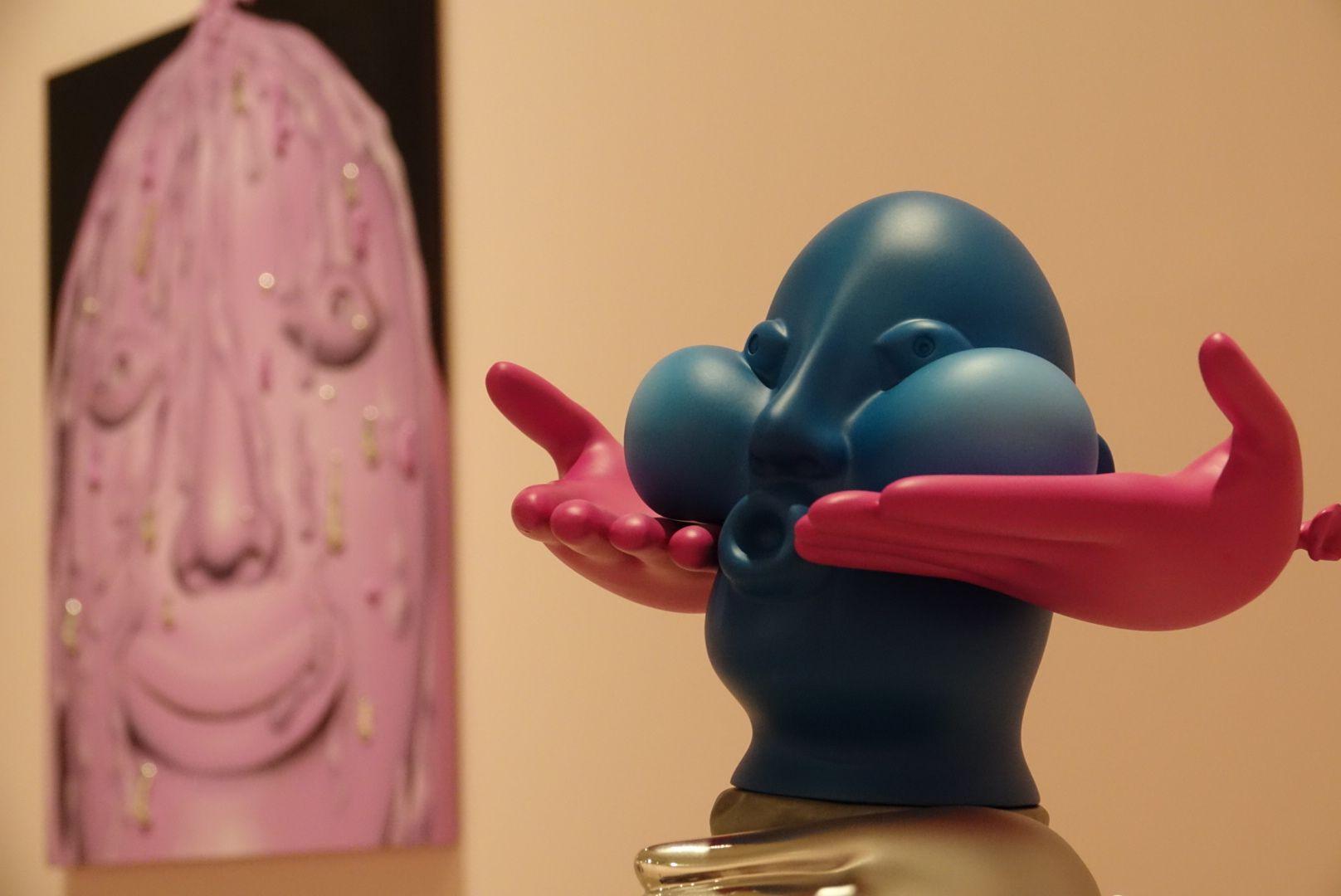 Las imágenes de la exposición de Mark Whalen en el CAC Málaga.