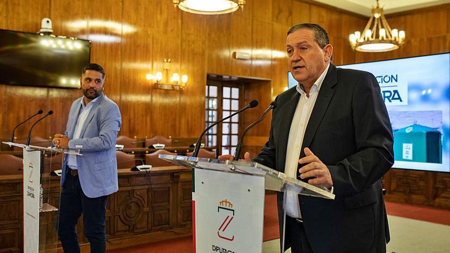 La Diputación de Zamora instalará otros 172 sensores de llenado en sus contenedores de vidrio