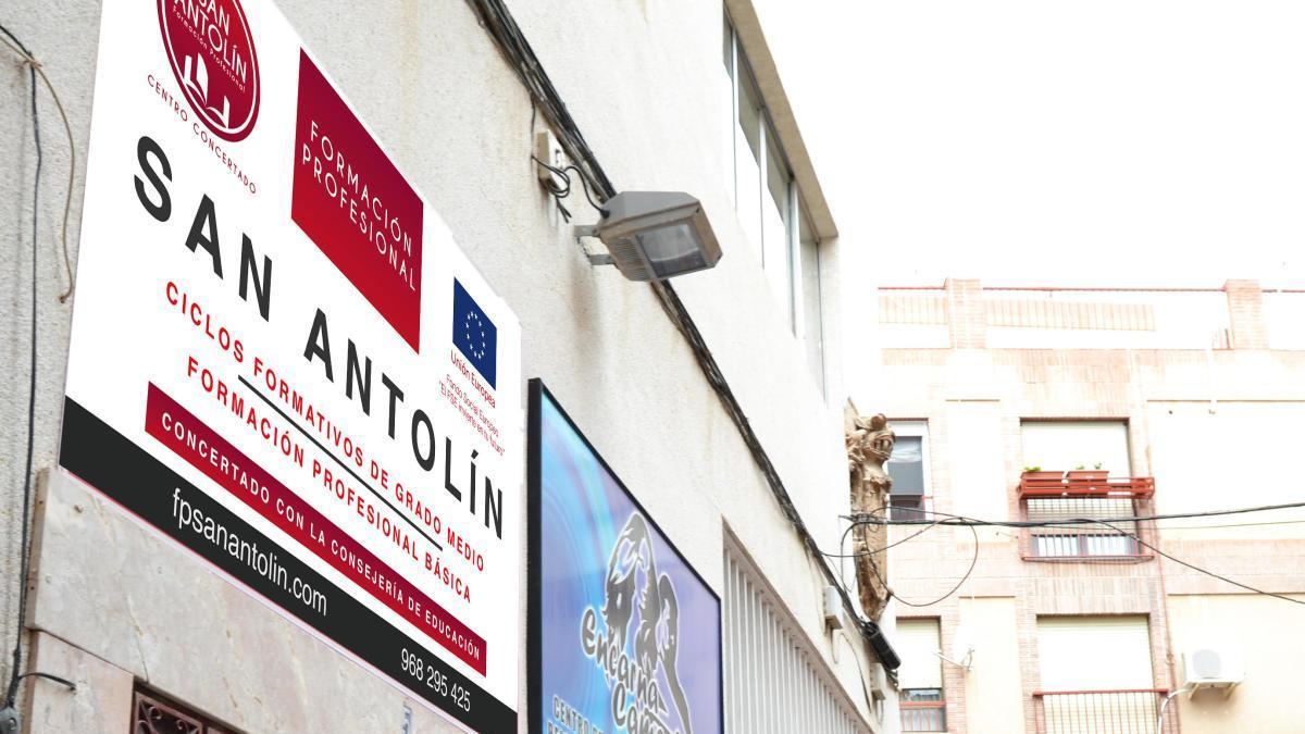 FP San Antolín, una oportunidad de futuro