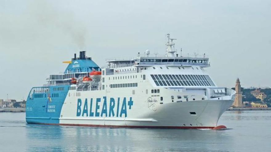 Ungemütliches Wetter: Balearia streicht Fährverbindungen