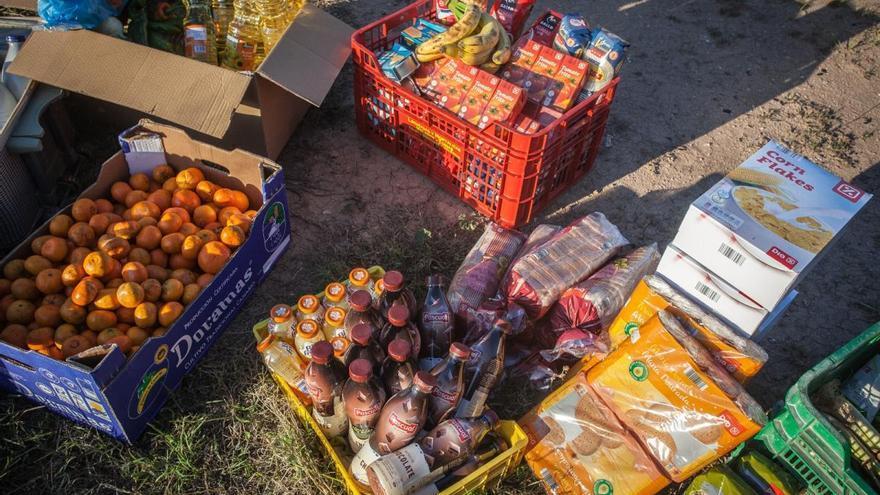Crean un banco de alimentos en Aldaia y el Barrio del Cristo