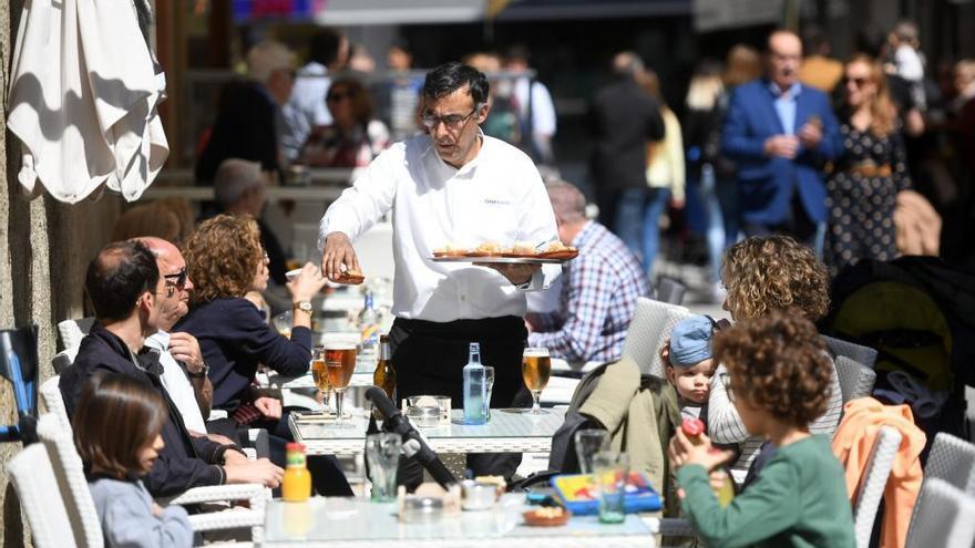 La campaña de verano generará hasta 9.310 contratos indefinidos en Galicia