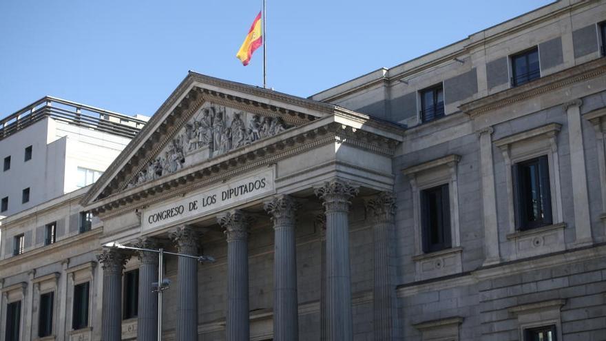 El Congreso vota las recomendaciones del Pacto de Toledo