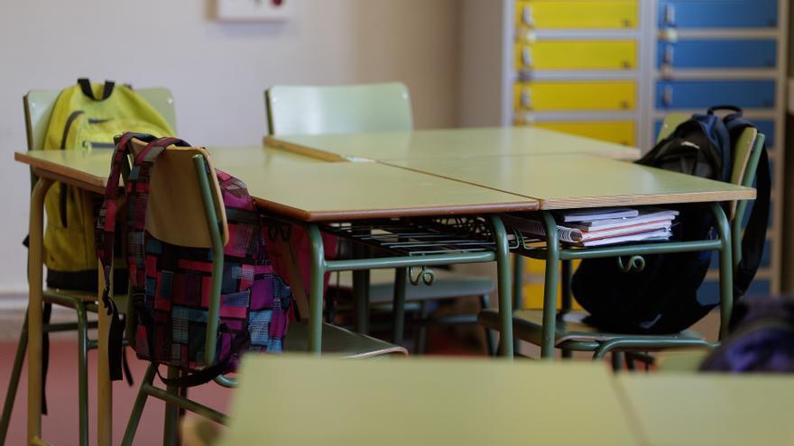 ANPE exige a Educación que tome medidas contra el frío en las aulas