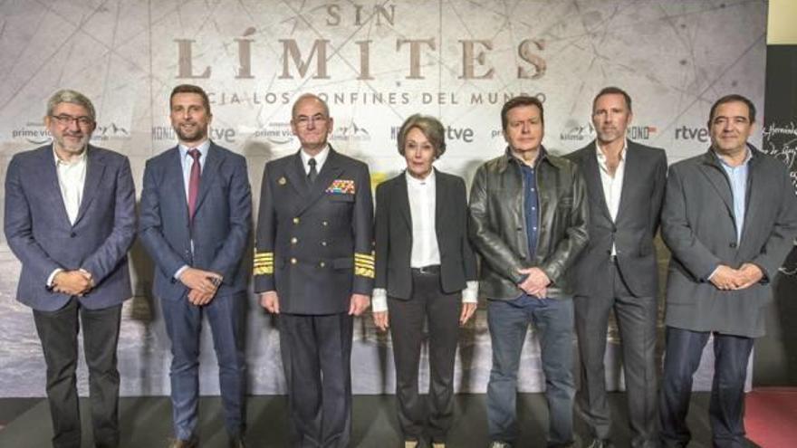 Amazon y RTVE se unen para rodar «Sin límites», la serie sobre Magallanes y Elcano