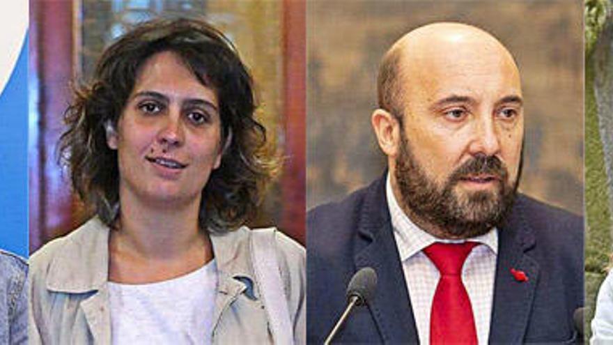 Marea y BNG fuerzan un pleno para aprobar enmiendas a las cuentas de la Xunta