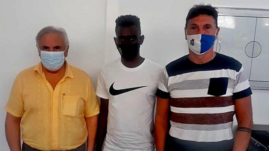 Cellou, del Lorca Deportiva, y Uri, del Cartagena B, aterrizan en el Águilas