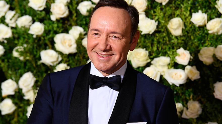 Frank Underwood 'defiende' a Kevin Spacey de los abusos