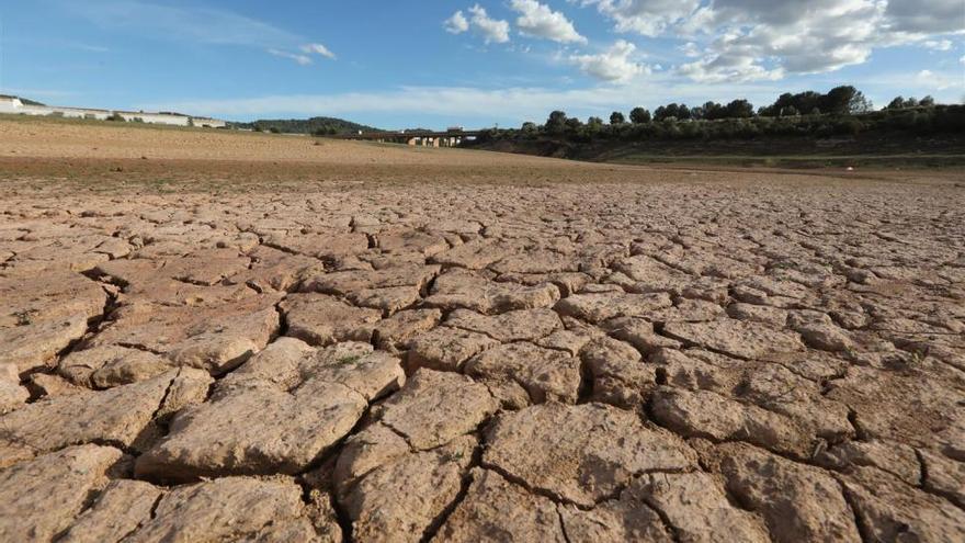 Castellón cierra el 2017 con un 28% menos de lluvias