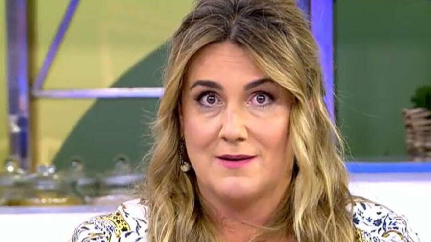 """Carlota Corredera se va de Sálvame en pleno directo: """"No puedo más, basta ya"""""""