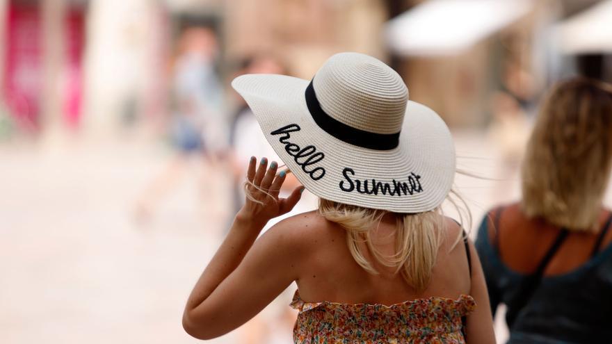 Málaga vive este lunes una nueva jornada de calor sofocante
