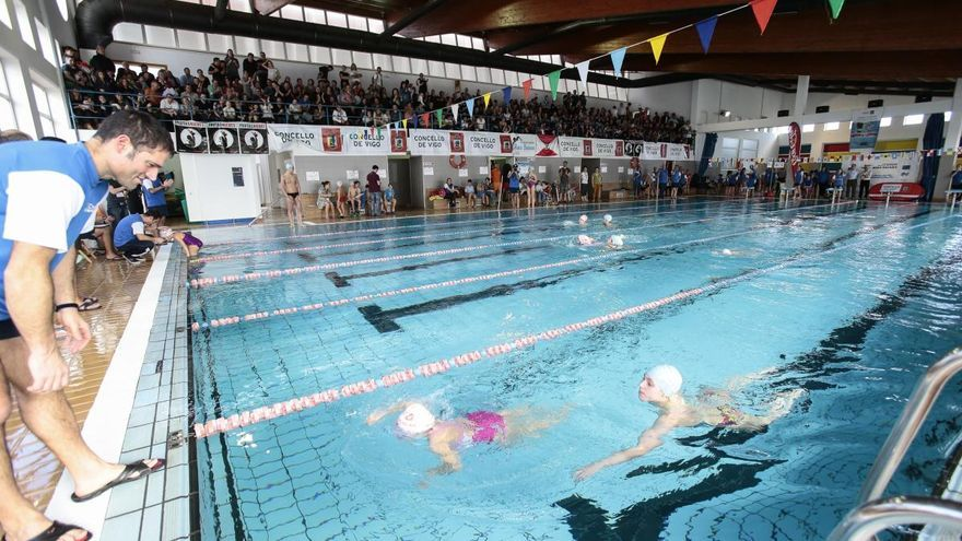 Vigo abre las piscinas y los complejos deportivos municipales