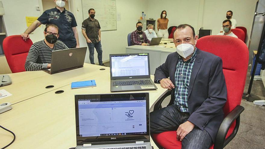 Investigadores de la UA desarrollan un algoritmo para evitar muertes por covid