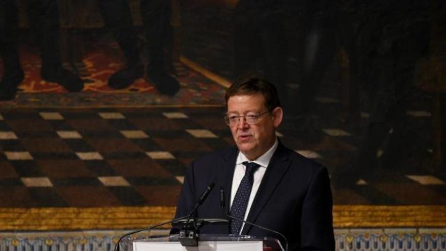 Ximo Puig anuncia el cierre perimetral de la Comunitat Valenciana durante los próximos 7 días