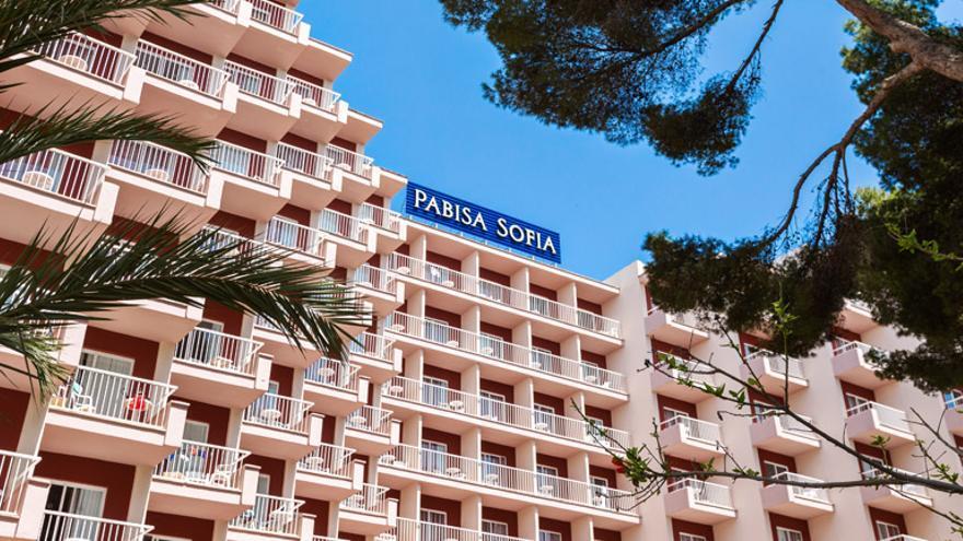 Hotel Pabisa Sofía an der Playa de Palma wird neues Corona-Hotel