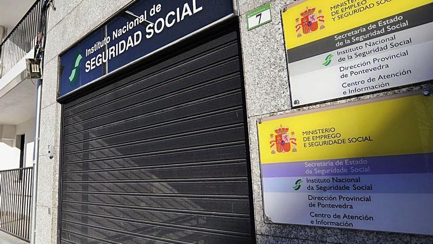 Lalín y A Estrada son los que más sufren la inestabilidad del mercado de trabajo