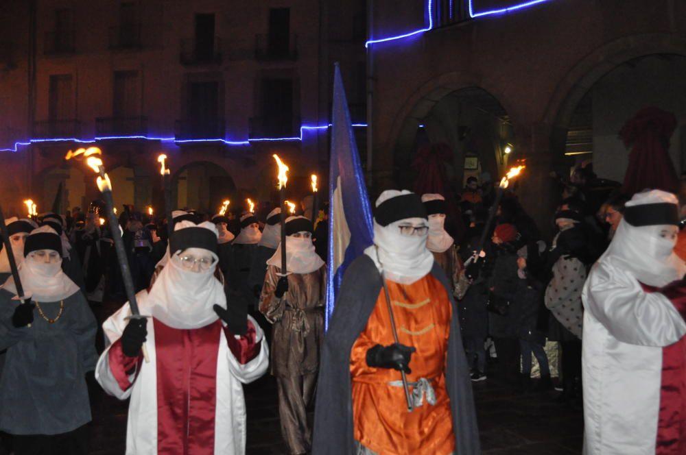 Arriben els Reis d''Orient a Calaf