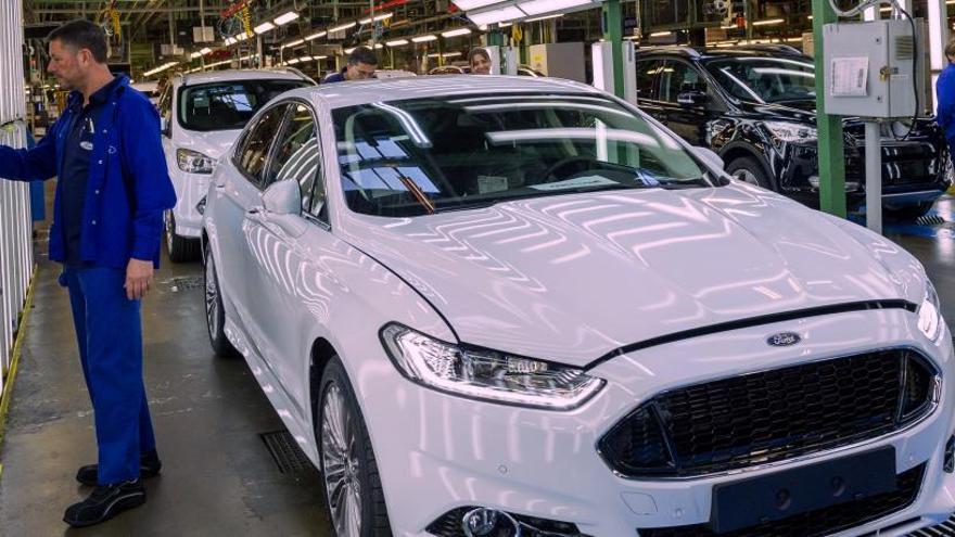Ford y BP restaron casi un punto a las exportaciones valencianas al cierre de 2019