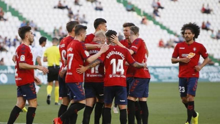 El Córdoba cae 2-3 en casa contra Osasuna antes de visitar Riazor