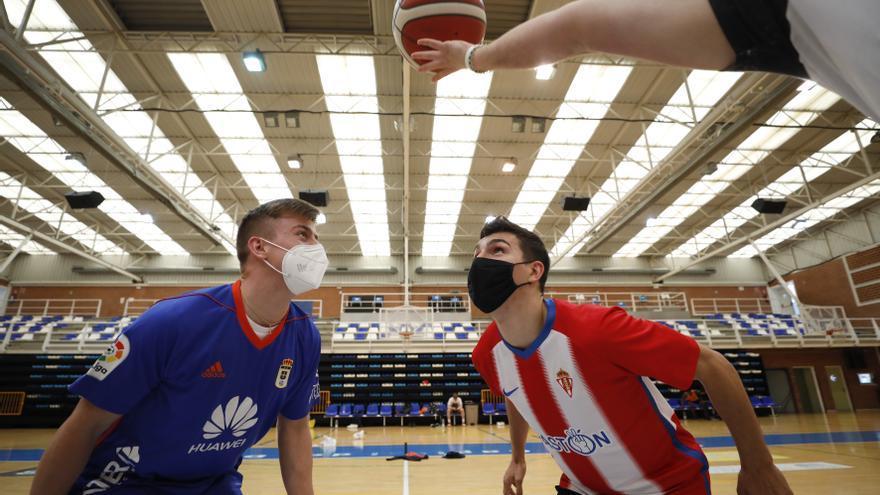 Dos bases asturianos que juegan en territorio enemigo