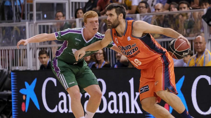 El Valencia Basket, finalista de la Supercopa