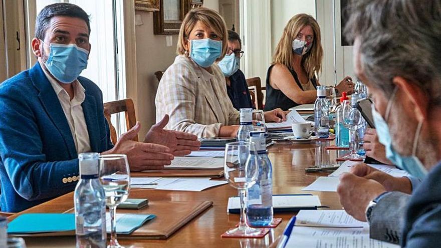 Evolución preocupante  de las bolsas de hipoxia en la zona sur del Mar Menor