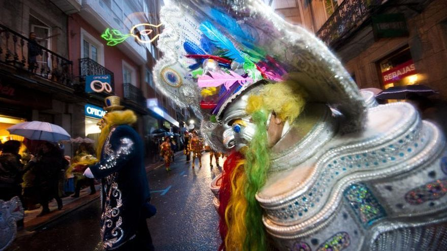 El barrio de Monte Alto celebra mañana su fiesta choqueira