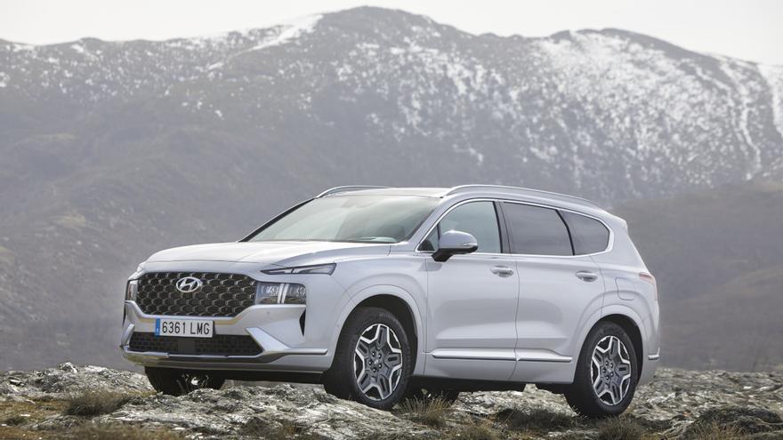 Nuevo Hyundai Santa Fe 2021: primera toma de contacto