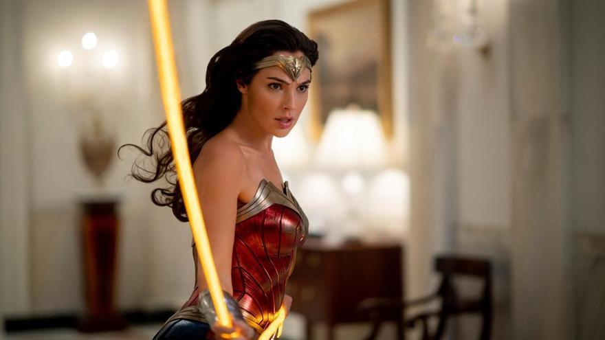 'Wonder Woman 1984', la heroína de las Dunas de Corralejo