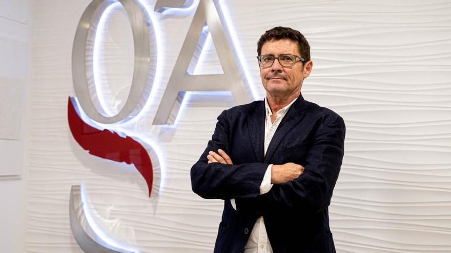 José Pérez de las Bacas: «Somos el único puente entre  la administración y  la ciudadanía»