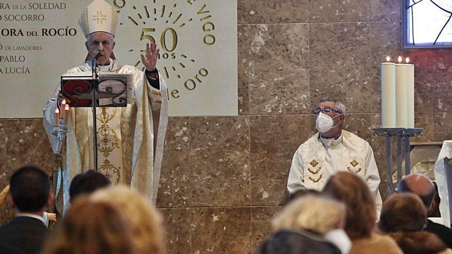 La parroquia nacida en el bajo de Pucho y Gina