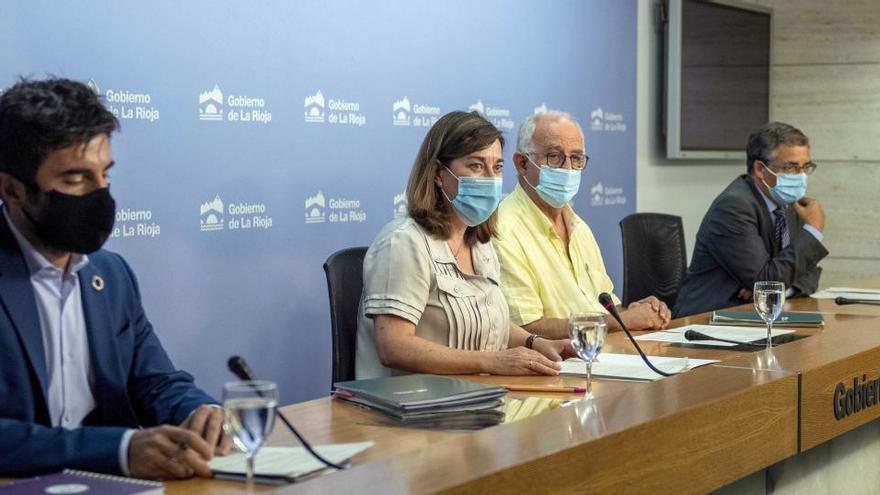 La Rioja estudia volver a un estado de alarma por zonas