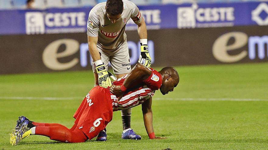 El análisis del Zaragoza-Sporting: Una tirita contra la sangría, un punto vital para reforzar la moral