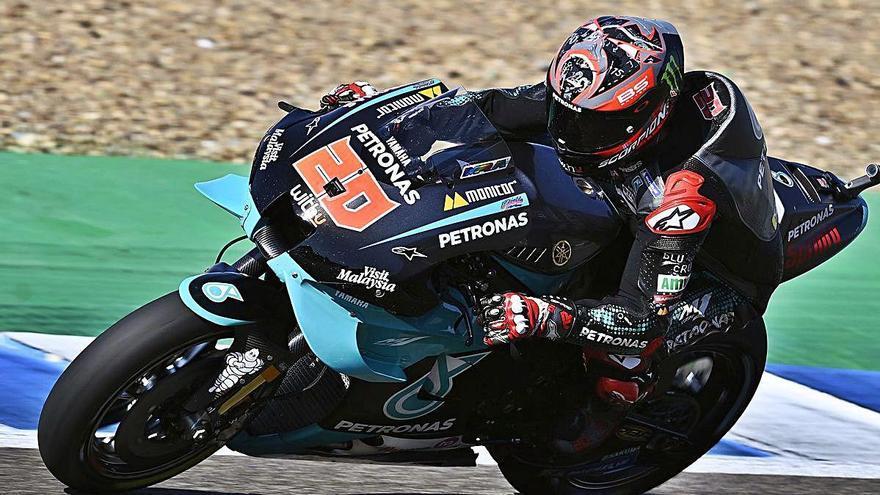 Fabio Quartararo torna a sorprendre al circuit de Jerez