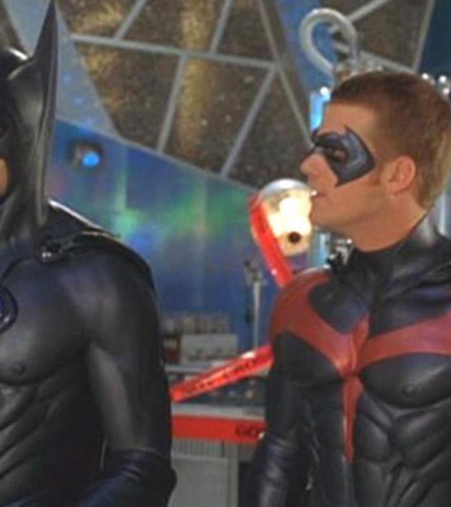 """George Clooney pide perdón otra vez por 'Batman y Robin': """"Estuve terrible"""""""