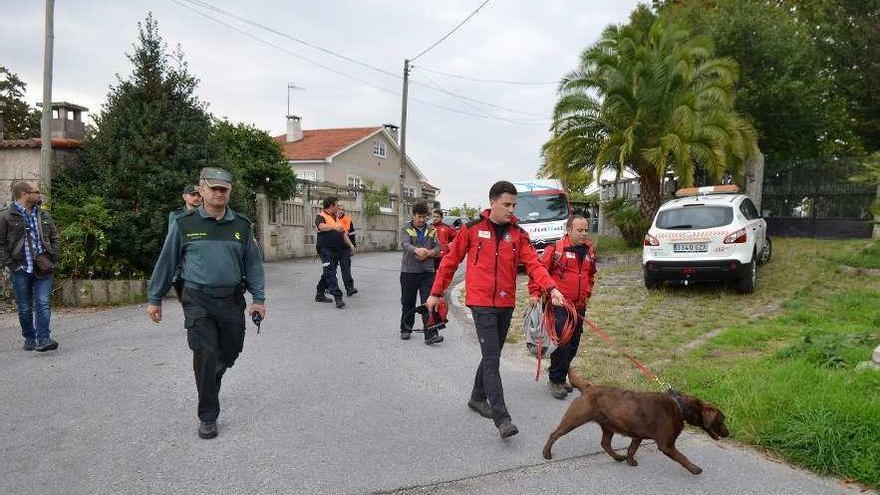 La Policía busca a 61 personas desaparecidas en Pontevedra