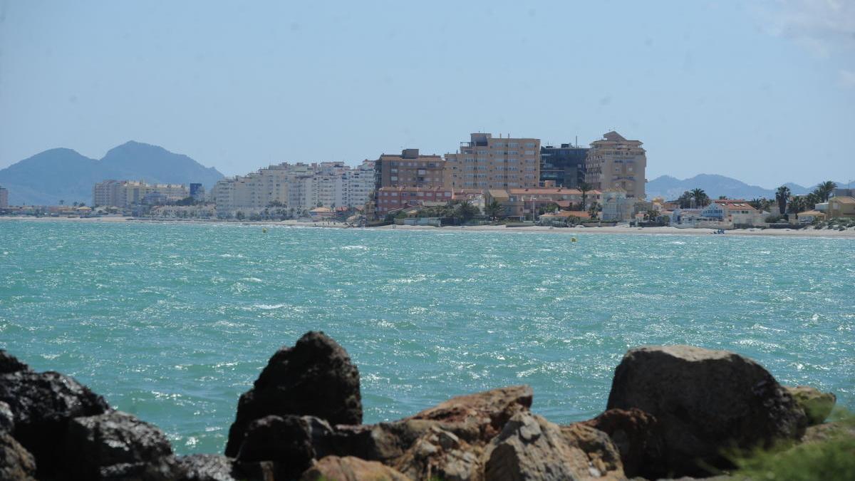 Murcia propone al Gobierno central que cofinancie 392 millones para el Mar Menor