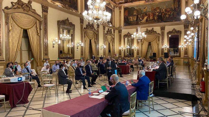 Los socios aprueban por unanimidad la gestión del Círculo durante el año de la pandemia