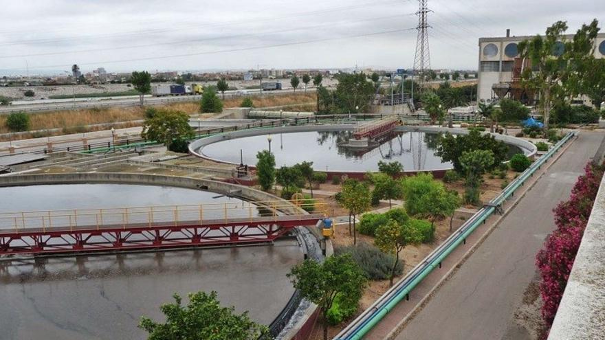 La Generalitat construirá otra depuradora para acabar con los vertidos en Pinedo y l'Albufera