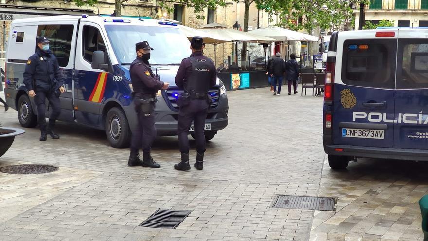 Desarticulada una banda acusada de numerosos robos en viviendas de Mallorca