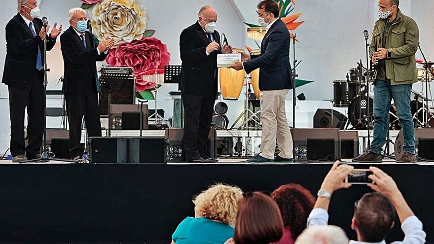 El homenaje al Trío Ucanca da paso a la semana de los festivales Tajaraste y Son 21