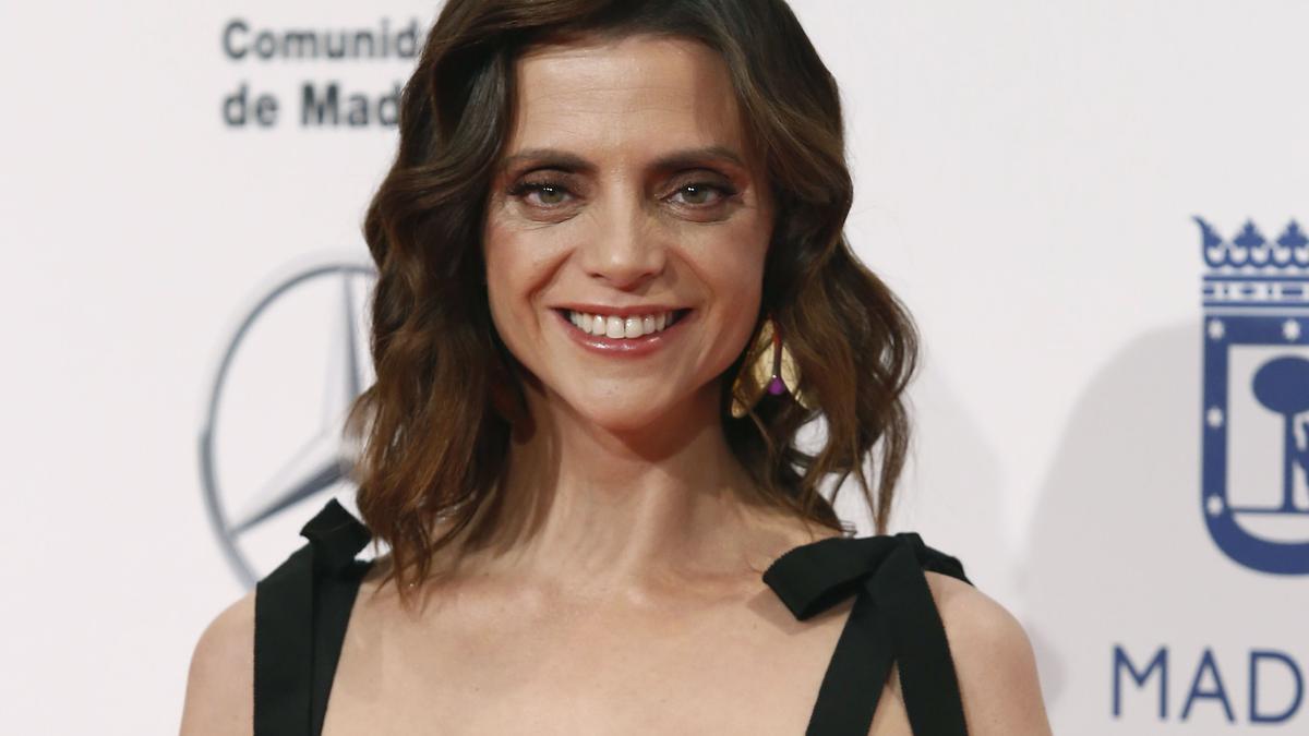 La actriz Macarena Gómez.