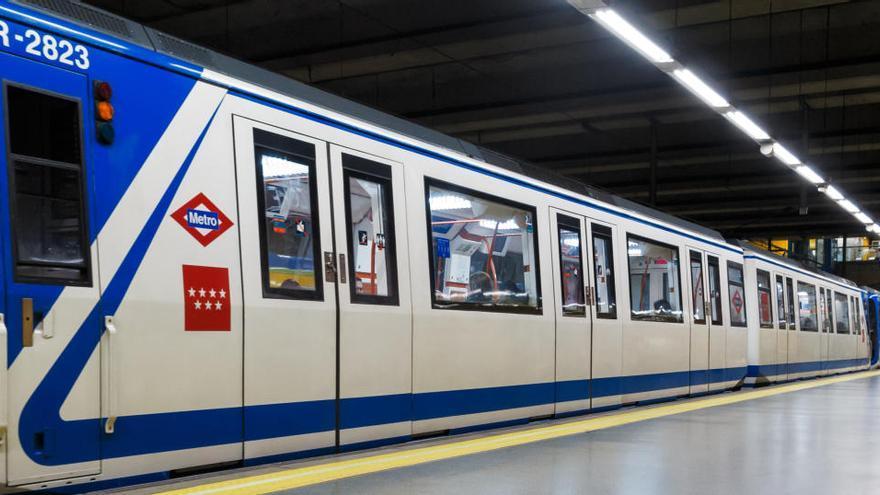 Detenidas dos de las menores que cometieron una agresión racista en el Metro de Madrid