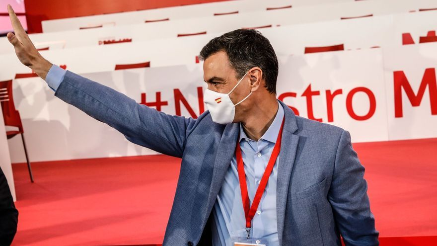 Pedro Sánchez anuncia 100 milions d'euros per fer front a l'augment del preu de l'energia