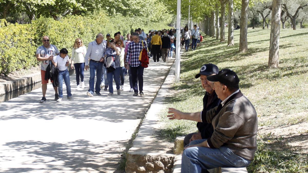 El Parc de San Vicent de Llíria