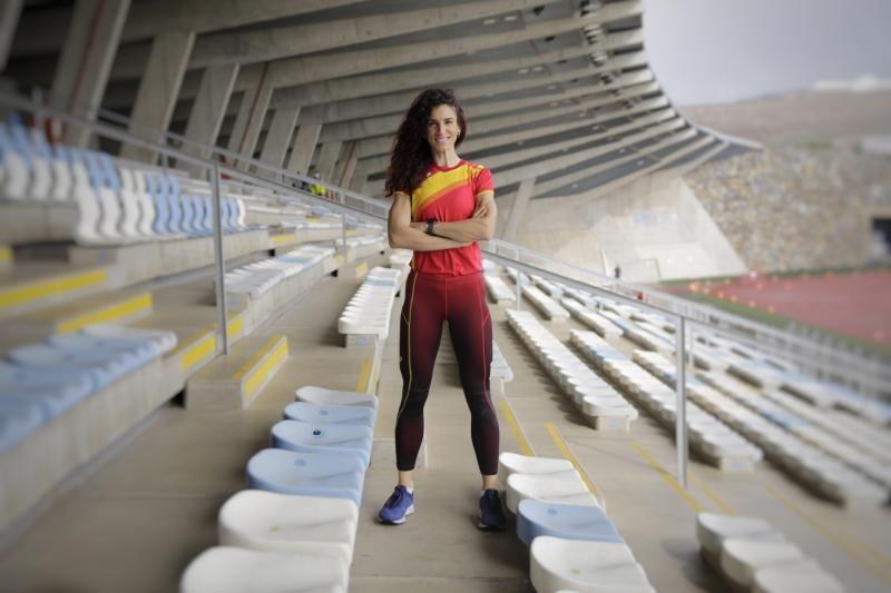 Laura Bueno, reconocida atleta española